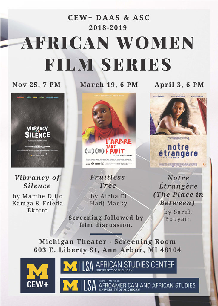 African Women Film Series