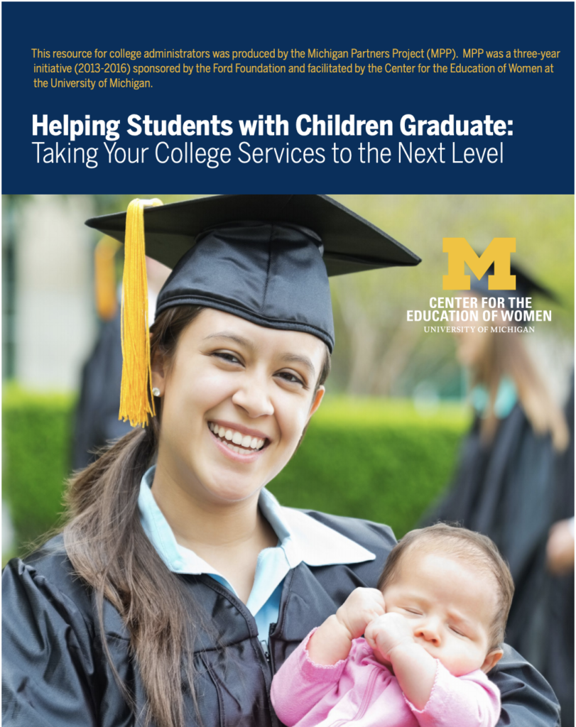 Cover of Students with Children Guide